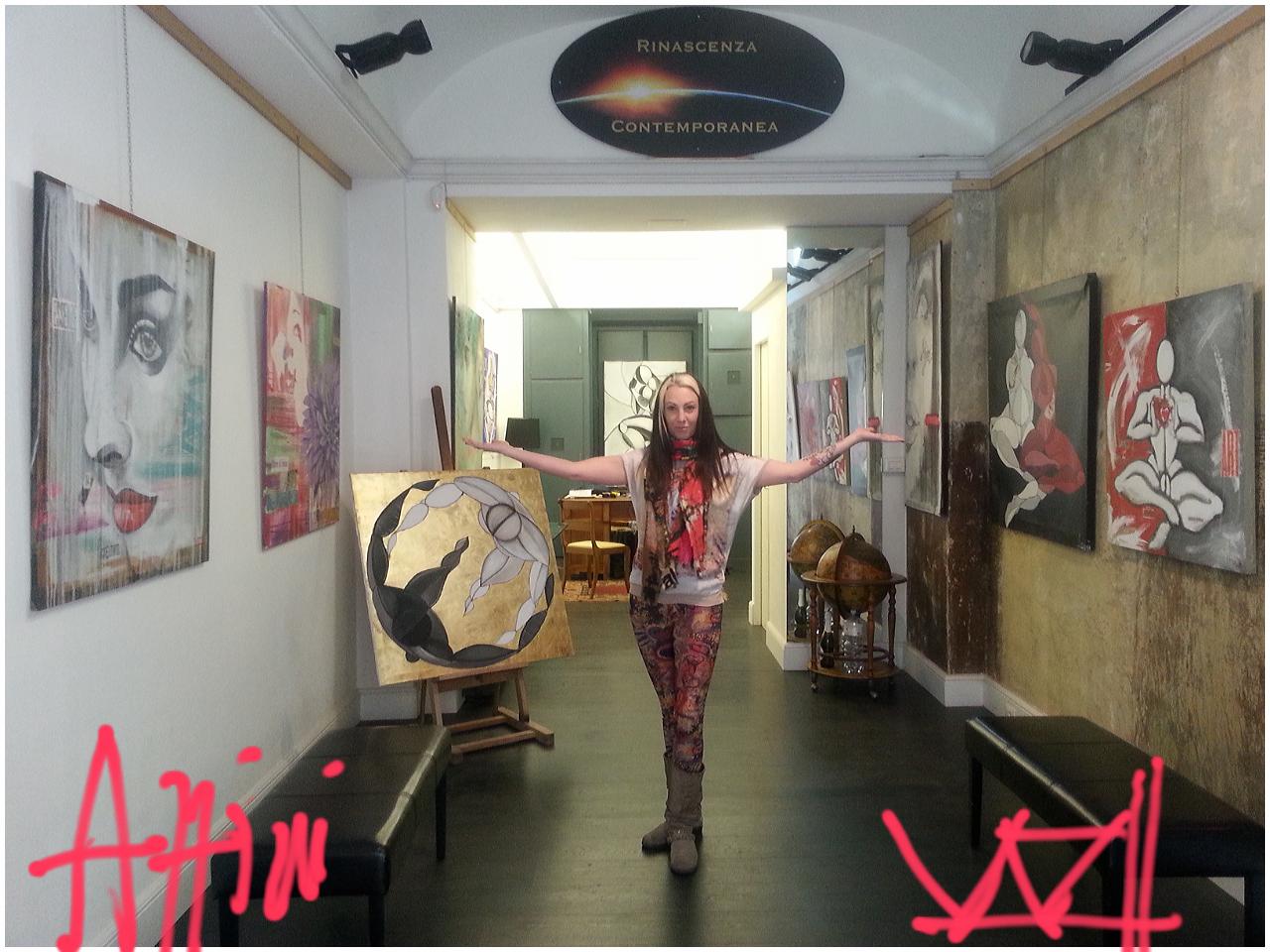 Mostra presso rinascenza contemporanea torino for Torino contemporanea
