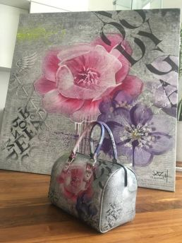 Amor Art Wearing - Borsa a bauletto