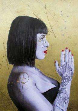 Grace - opera di Valentina Azzini