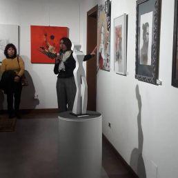 Dott.ssa Laura Basso | Critica d'arte per Valentina Azzini