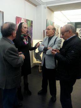 Mostra Rinascenza contemporanea torino | Valentina Azzini
