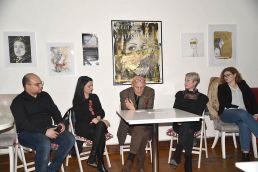 Prof. Vito Sutto | Critica d'arte per Valentina Azzini